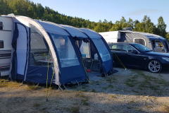 Campen hos Odd Brede