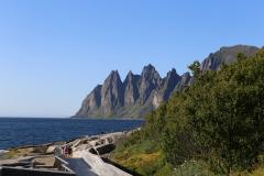 Nordvest på Senja
