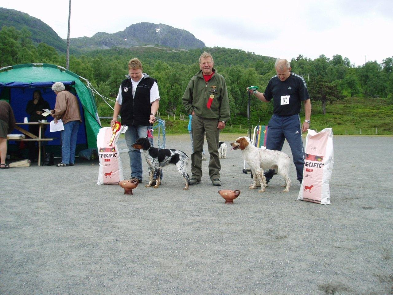 Landstreffet 2005 på Gullingen