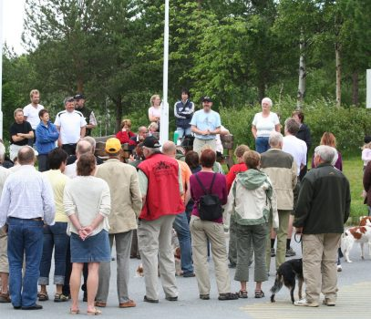 Landstreffet 2007 Jubileumstreffet på Røros