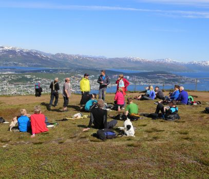 Landstreffet 2017 i Tromsø